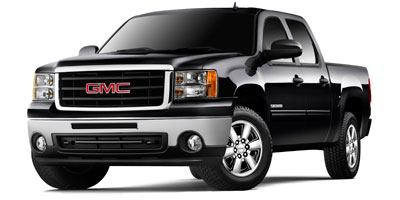 Used 2011  GMC Sierra 1500 2WD Crew Cab Hybrid 3HA at The Gilstrap Family Dealerships near Easley, SC