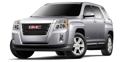 2011 GMC TERRAIN  - Premier Auto Group