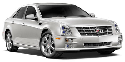 2011 Cadillac STS  - Pearcy Auto Sales