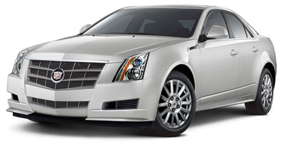 2011 Cadillac CTS Sedan Luxury  - htee