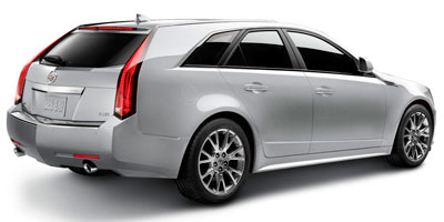 2010 Cadillac CTS Wagon 3.6 Sport Wagon 4D AWD for Sale 			 				- FP000000  			- Okaz Motors