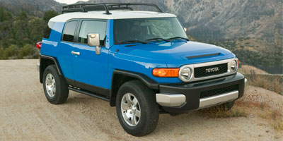 Used 2010  Toyota FJ Cruiser  4d SUV 4WD Auto at Premier Auto near Jonesboro, AR