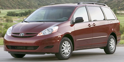 Used 2010  Toyota Sienna 4d Wagon LE 7-Passenger at VA Cars of Tri-Cities near Hopewell, VA