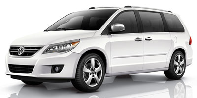 Used 2012  Volkswagen Routan 4d Wagon SEL Premium at Graham Auto Mall near Mansfield, OH