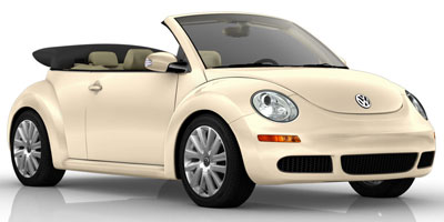 2010 Volkswagen New Beetle Convertible  for Sale  - 19189  - Dynamite Auto Sales