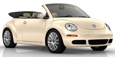 2010 Volkswagen New Beetle Convertible  - 19189