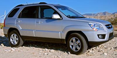 2010 Kia Sportage  - Fiesta Motors