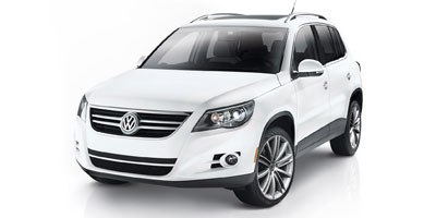 2011 Volkswagen Tiguan S 4Motion 4WD  for Sale  - 11132  - Pearcy Auto Sales