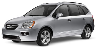 2009 Kia Rondo LX  for Sale  - 19194  - Dynamite Auto Sales