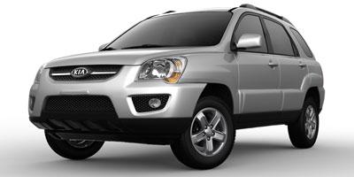 2009 Kia Sportage LX 2WD  - F8236A
