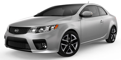 Used 2010  Kia Forte Koup 2d Coupe SX 5spd at The Gilstrap Family Dealerships near Easley, SC