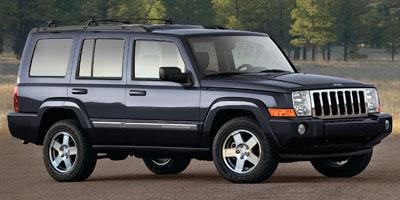 2010 Jeep Commander  - Pearcy Auto Sales