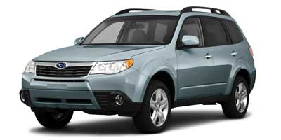 Used 2010  Subaru Forester 4d SUV X Limited at Camacho Mitsubishi near Palmdale, CA