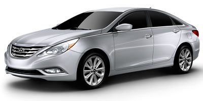 Used 2012  Hyundai Sonata 4d Sedan GLS Auto at The Gilstrap Family Dealerships near Easley, SC