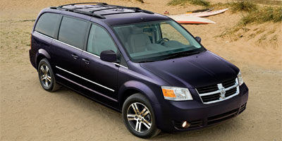 Used 2010  Dodge Grand Caravan 4d Wagon Crew at Express Auto near Kalamazoo, MI
