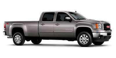 Used 2013  GMC Sierra 2500 4WD Crew Cab SLE at Pensacola Auto Brokers Truck Center near Pensacola, FL