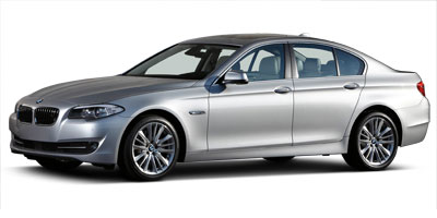 2012 BMW 5 Series  - Pearcy Auto Sales