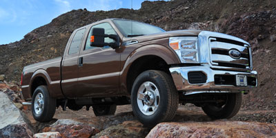 Used 2012  Ford F250 4WD Supercab XLT at City Wide Auto Credit near Toledo, OH