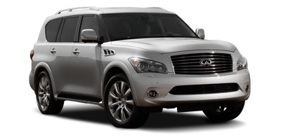 2012 Infiniti QX56 4WD for Sale  - RP8963  - Pekin Auto Loan
