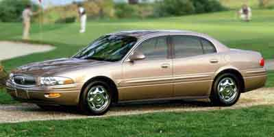 2002 Buick LeSabre LIMITED  - 12178
