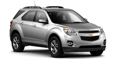 2011 Chevrolet Equinox LT w/2LT  for Sale  - 399742  - Wiele Chevrolet, Inc.