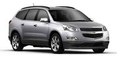 2010 Chevrolet Traverse LTZ for Sale  - 175617  - El Paso Auto Sales