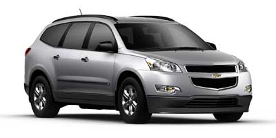 2011 Chevrolet Traverse LS  for Sale  - F9754A  - Fiesta Motors