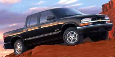 2002 Chevrolet S10 Truck  - R15968