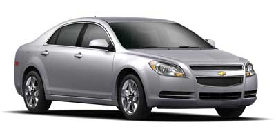 Used 2010  Chevrolet Malibu 4d Sedan LT w/1LT at Express Auto near Kalamazoo, MI