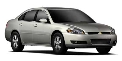 Used 2010  Chevrolet Impala 4d Sedan LT at Red River Pre-Owned near Jacksonville, AR