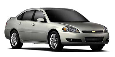 2010 Chevrolet Impala  - Fiesta Motors