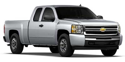 2011 Chevrolet Silverado 1500 LS 2WD Extended Cab  for Sale  - 10590  - Pearcy Auto Sales
