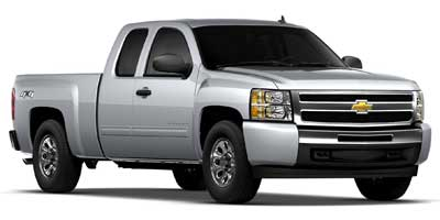 Used 2010  Chevrolet Silverado 1500 4WD Ext Cab LS at Carriker Auto Outlet near Knoxville, IA