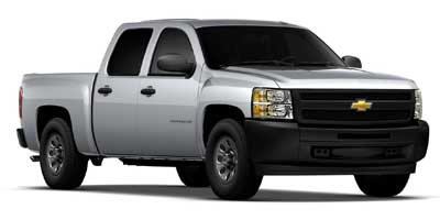 2011 Chevrolet Silverado 1500 Work Truck 2WD Crew Cab  for Sale  - R5237A  - Fiesta Motors
