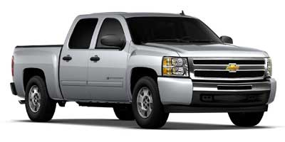 Used 2010  Chevrolet Silverado 1500 2WD Crew Cab XFE at The Gilstrap Family Dealerships near Easley, SC