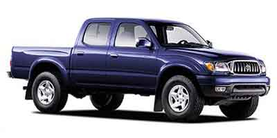 Used 2001  Toyota Tacoma 4WD D-Cab Limited V6 at Pensacola Auto Brokers Truck Center near Pensacola, FL