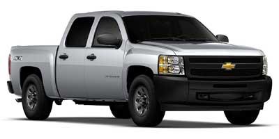 Used 2012  Chevrolet Silverado 1500 4WD Crew Cab Work Truck at Bill Fitts Auto Sales near Little Rock, AR