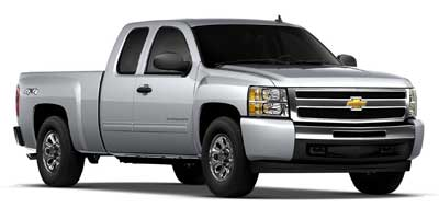 Used 2010  Chevrolet Silverado 1500 4WD Ext Cab LT at A+ Autobrokers near Mt. Vernon, OH