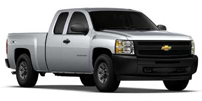 Used 2012  Chevrolet Silverado 1500 4WD Ext Cab Work Truck at Bill Fitts Auto Sales near Little Rock, AR