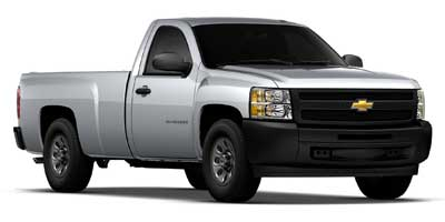 2010 Chevrolet Silverado 1500 Work Truck 2WD Regular Cab  for Sale  - 10503  - Pearcy Auto Sales