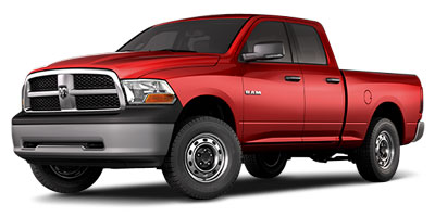 2011 Ram 1500 ST 2WD Quad Cab  for Sale  - 10988  - Pearcy Auto Sales