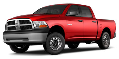 2010 Dodge Ram 1500 ST 2WD Crew Cab  for Sale  - 11048  - Pearcy Auto Sales