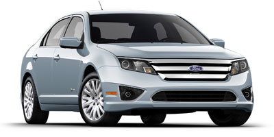 Used 2011  Ford Fusion Hybrid 4d Sedan at Pensacola Auto Brokers Truck Center near Pensacola, FL