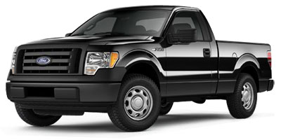2010 Ford F-150  - Pearcy Auto Sales