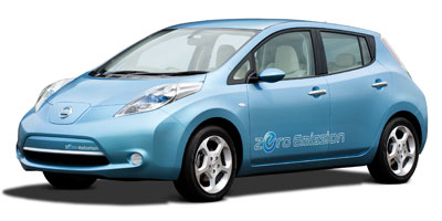 2012 Nissan LEAF SV Hatchback 4D for Sale  - IA1149  - Okaz Motors