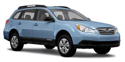 Used 2011  Subaru Outback 4d SUV i CVT at Express Auto near Kalamazoo, MI
