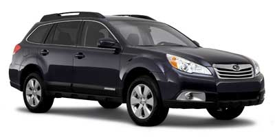 Used 2011  Subaru Outback 4d SUV i Prem AT All-Weather at Houdek Auto Center near Marion, IA