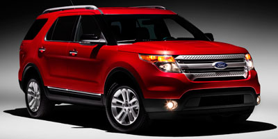 Used 2013  Ford Explorer 4d SUV FWD XLT at Edd Kirby's Adventure Mitsubishi near Chattanooga, TN