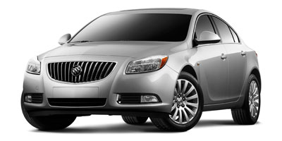 2011 Buick Regal Sedan 4 Dr.