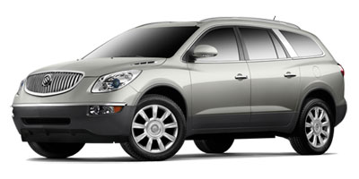 2012 Buick Enclave Leather  - F9719A